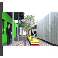 Rendering 3 offices
