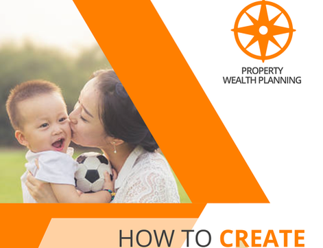 PWP Banner - How to Create Passive Incom
