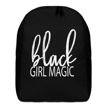 Black Girl Magic Minimalist Backpack