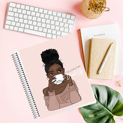 Living My Brunch Life - Notebook