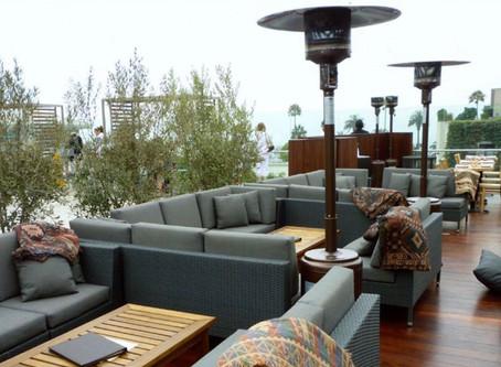 Rooftop Brunchin' in Santa Monica