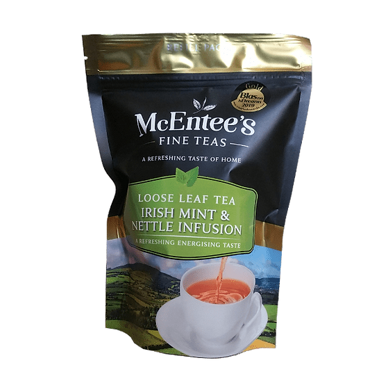 McEntee's Irish Mint & Nettle Tea