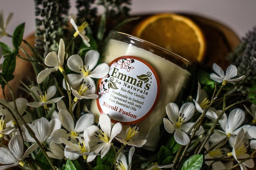 Emma's So Natural Candle - Neroli Fusion