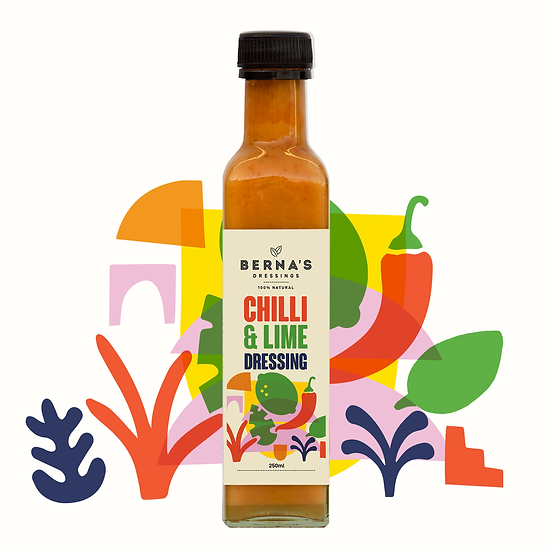 Berna's Chilli & Lime Dressing