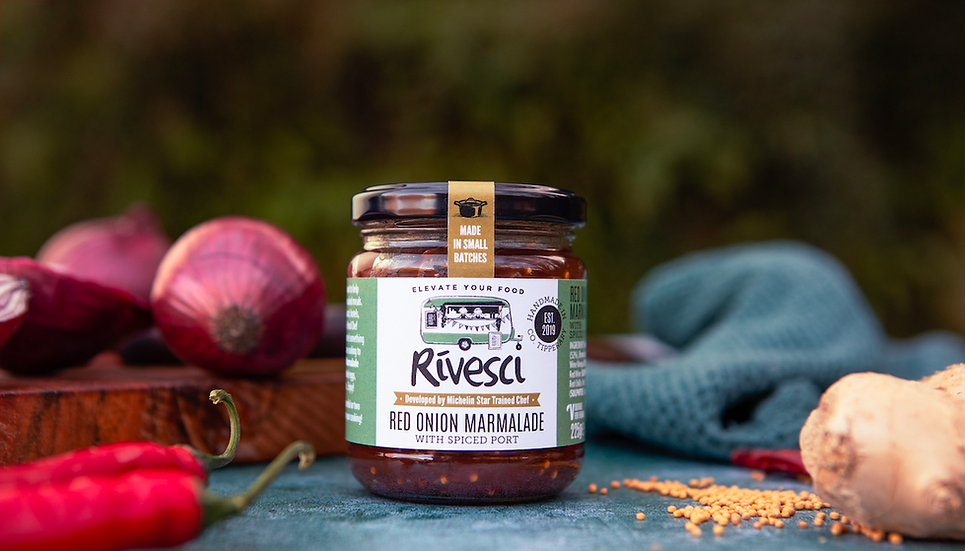 Rivesci Red Onion Marmalade