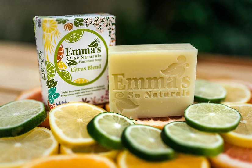 Emma's So Natural Soap 100g - Citrus Blend