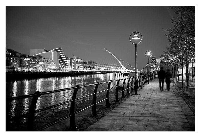 Dublin Wall Art Photo Block 09