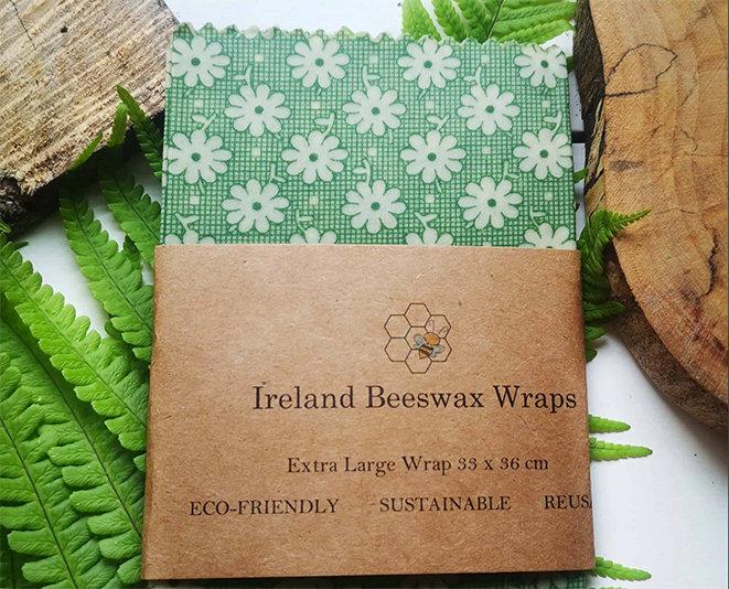 Ireland Beeswax Wraps - 3 Pack