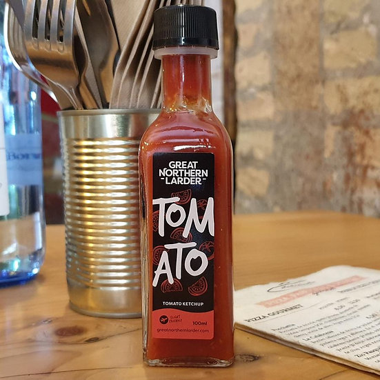 The Great Northern Tomato Ketchup