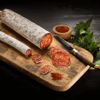 The Wooded Pig Chorizo 125g