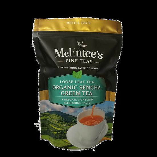 McEntee's Oranic Green Tea Sencha
