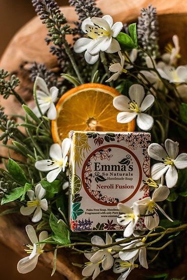 Emma's So Natural Soap 100g - Neroli Fusion