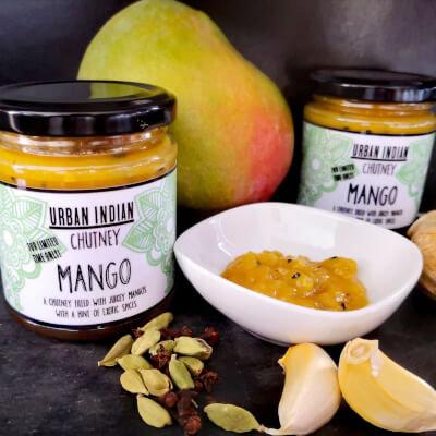 Urban Indian Mango Chutney