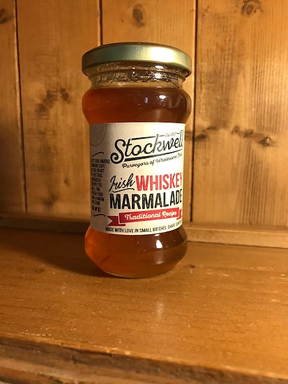 Stockwell's Traditional Whiskey Marmalade