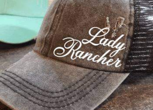 Lady Rancher Hat