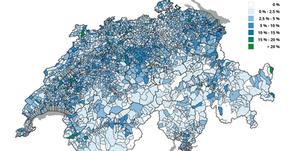WWF Schweiz ruft Gemeinden auf, das Solarpotenzial im Kampf gegen den Klimawandel zu nutzen