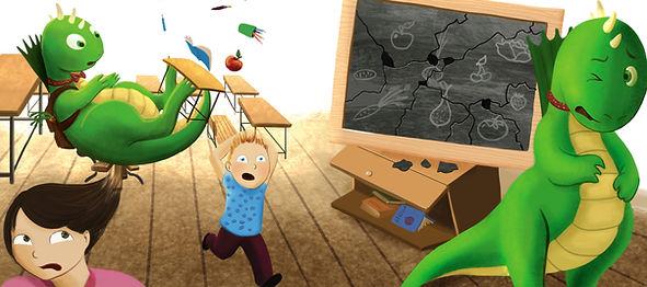 Anda Ansheen, Ansheen, illustator, ilustrator, illustrations, childrens book, picture book, illustrations for children, Fintifliusca, Yummy Stories, Copilul Verde