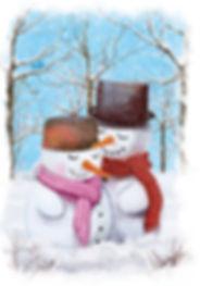Anda Ansheen, Ansheen, illustator, ilustrator, illustrations, childrens book, picture book, illustrations for children, christmas card