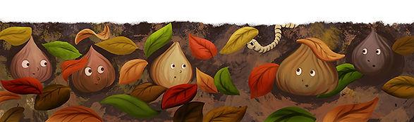 Anda Ansheen, Ansheen, illustator, ilustrator, illustrations, childrens book, picture book, illustrations for children, Prince Tulip, Andrea Demirgian