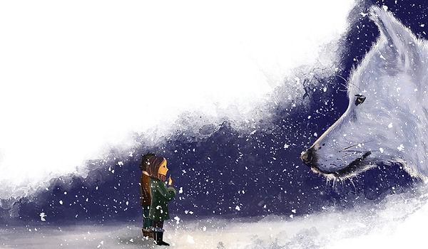 Anda Ansheen, Ansheen, illustator, ilustrator, illustrations, childrens book, picture book, illustrations for children, Christmas book