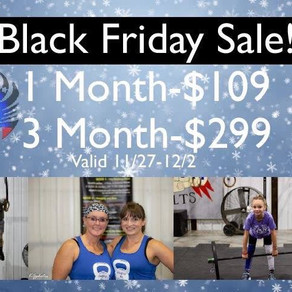 Give the gift of health this year!