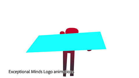 Logo Animations for Exceptional Minds