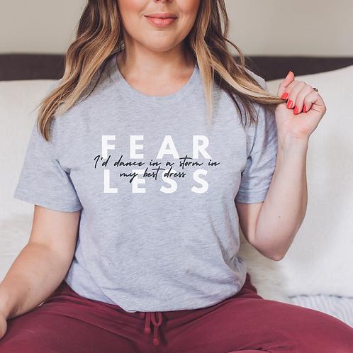 Fearless Soft Short-Sleeve Unisex T-Shirt
