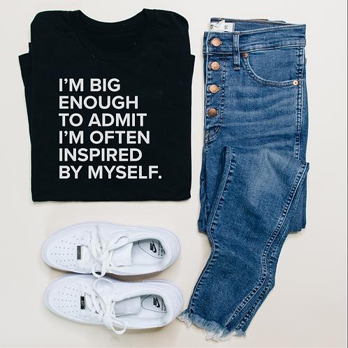 Often Inspired Soft Short-Sleeve Unisex T-Shirt
