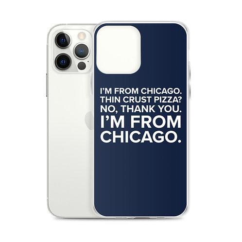Julius Pepperwood iPhone Case