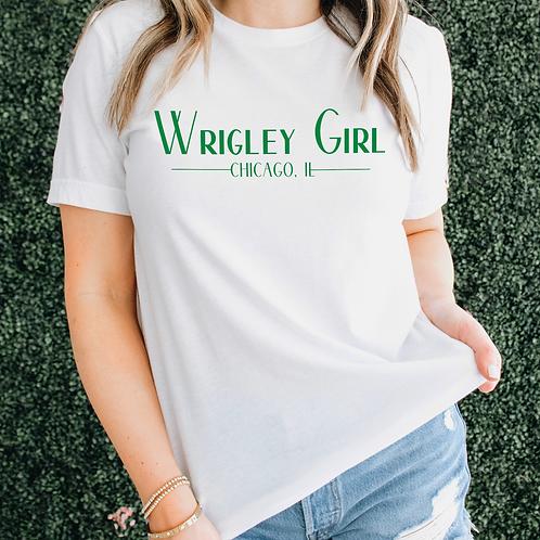 Wrigley Girl Short-Sleeve Unisex T-Shirt