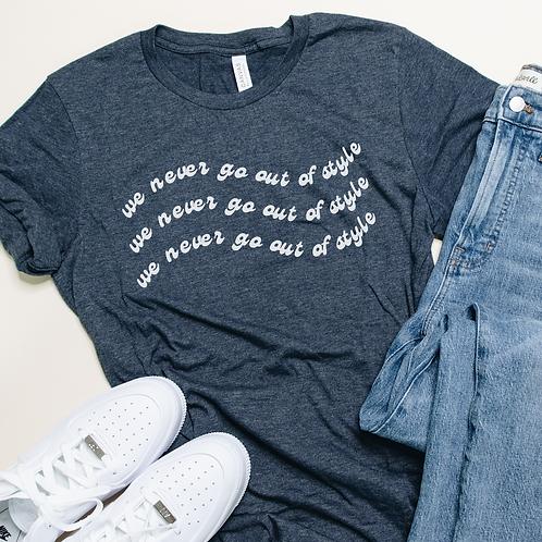 Style Soft Short-Sleeve Unisex T-Shirt
