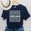 Thumbnail: Chicago Neighborhoods Soft Short-Sleeve Unisex T-Shirt