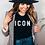 Thumbnail: Icon Soft Short-Sleeve Unisex T-Shirt