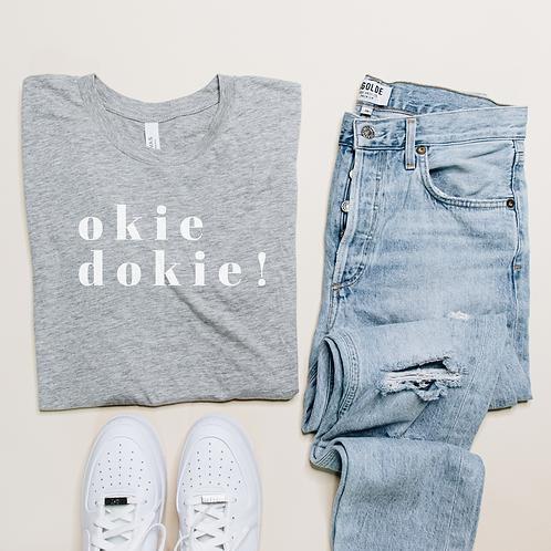 Okie Dokie Soft Short-Sleeve Unisex T-Shirt