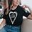 "Thumbnail: ""Power of Love"" Soft Short-Sleeve Unisex T-Shirt"