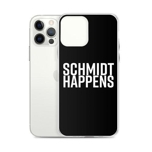 Schmidt Happens iPhone Case