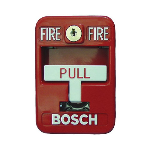 PULSADOR MANUAL DE INCENDIO DIRECCIONABLE BOSCH FMM7045