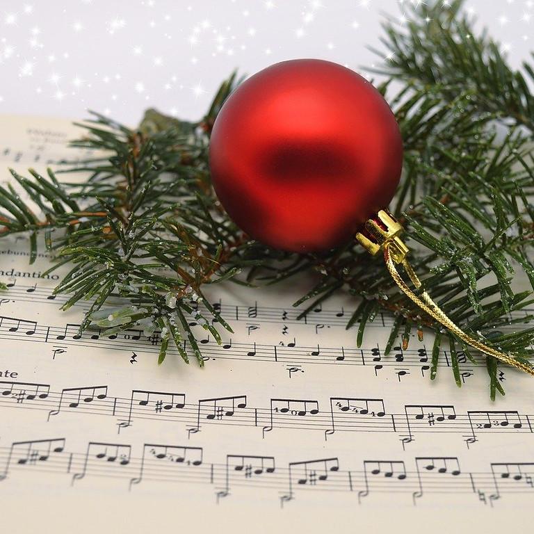 Milton Keynes Village - Christmas Carols