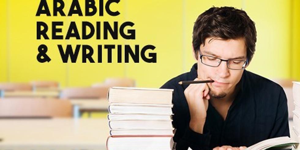 Modern Standard Arabic Reading & Writing