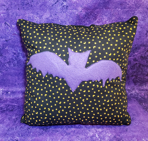 "Throw Pillow - 11"" x 11"""