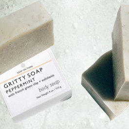 Gritty Soap