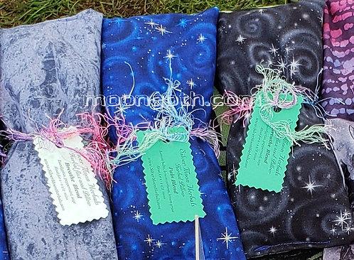 """Mini Flaxseed Herbal Pillow / Heat Pack - 3 1/2"""" x 7 1/2"""""""