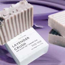 Lavender Crush Bar