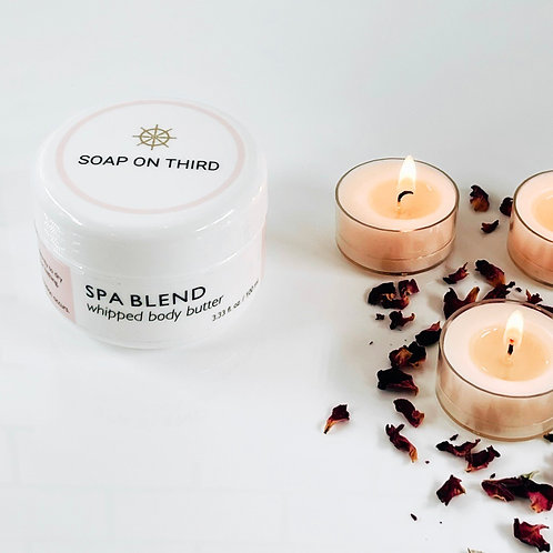 SPA BLEND WHIPPED BODY BUTTER