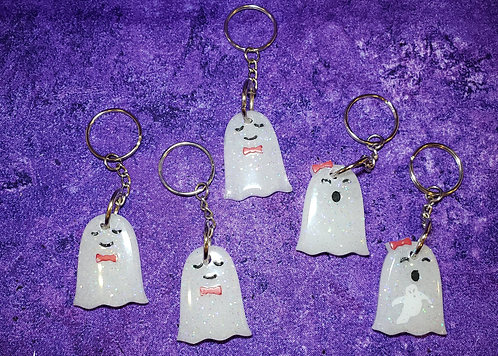 Ghost Key chain