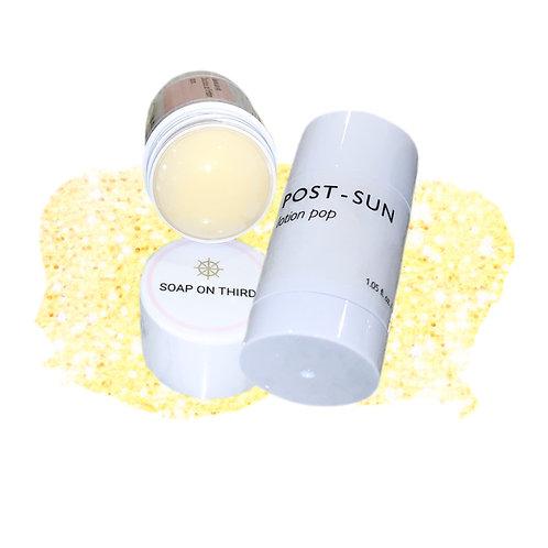 POST-SUN LOTION POP