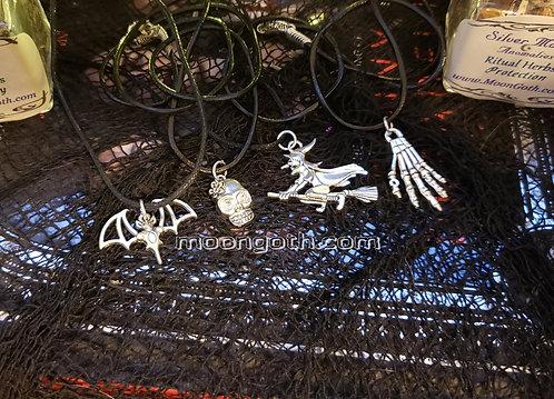 Spooky Necklaces