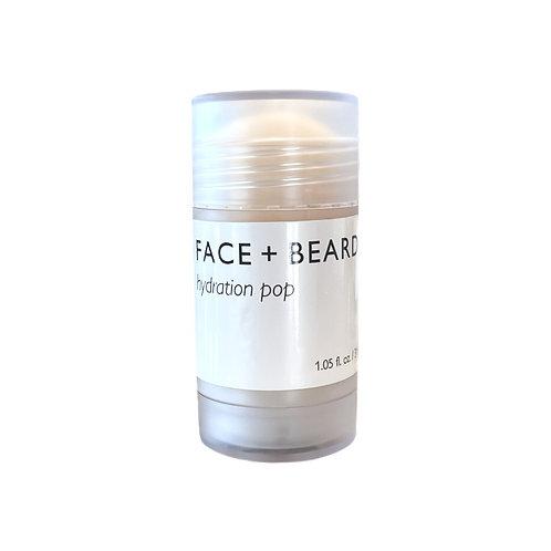 FACE + BEARD HYDRATION POP