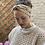 Thumbnail: Foulard vintage en soie - Céline Paris