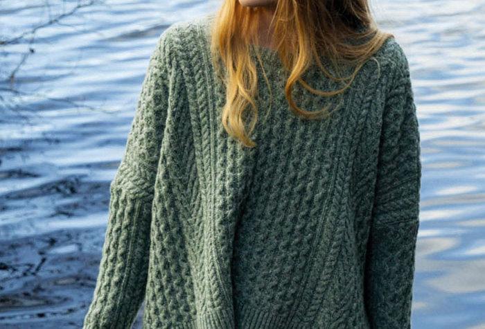 Le pull Sally - Laine, coton, cachemire et soie